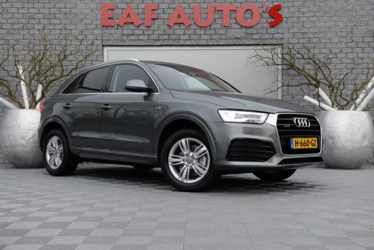 Audi Q3 S-Line