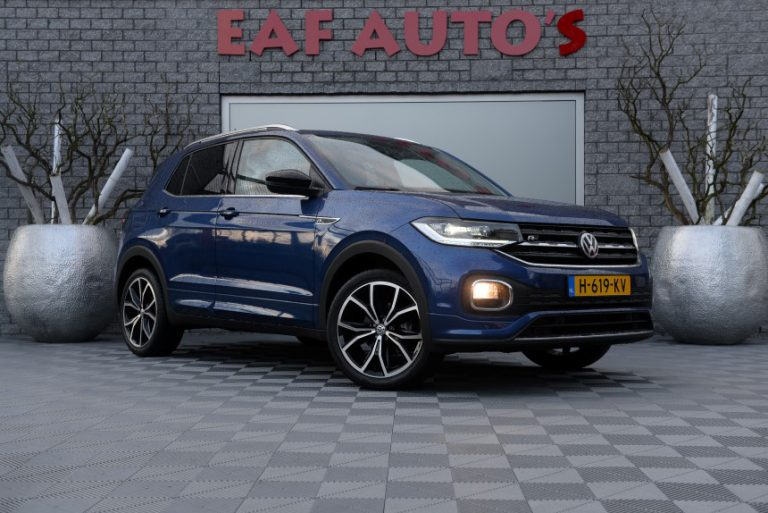 VW T-Cross R-Line.