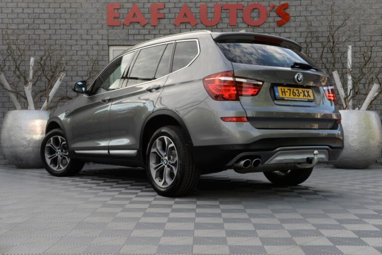 BMW X3 High Executive