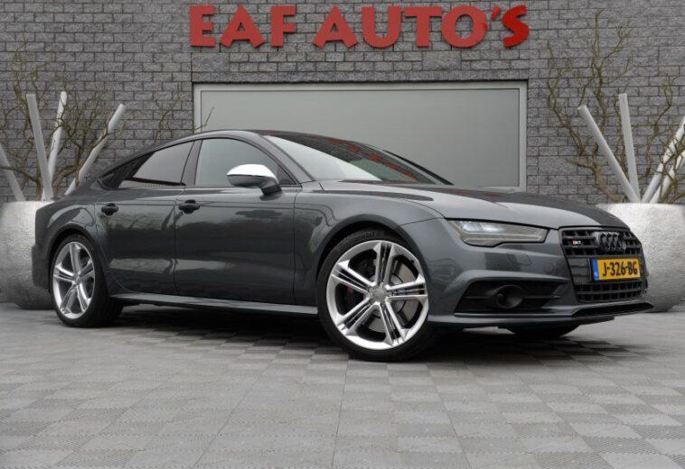 Audi S7 Sportback 4.0 TFSI S7 Quattro