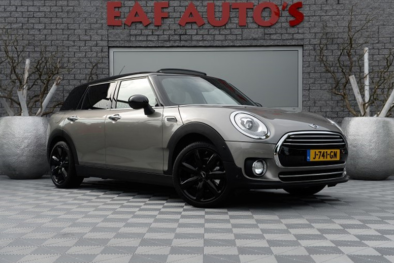 MINI Cooper Clubman CHILI