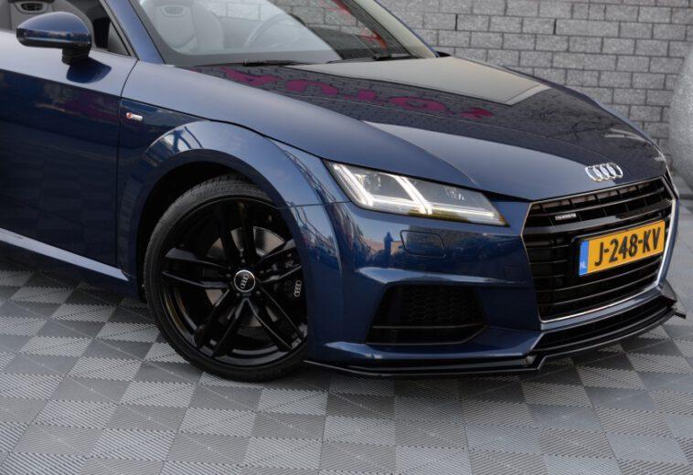 Audi TT S-Line Cabriolet