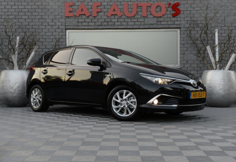 Toyota Auris 1.8 Hybrid Executive