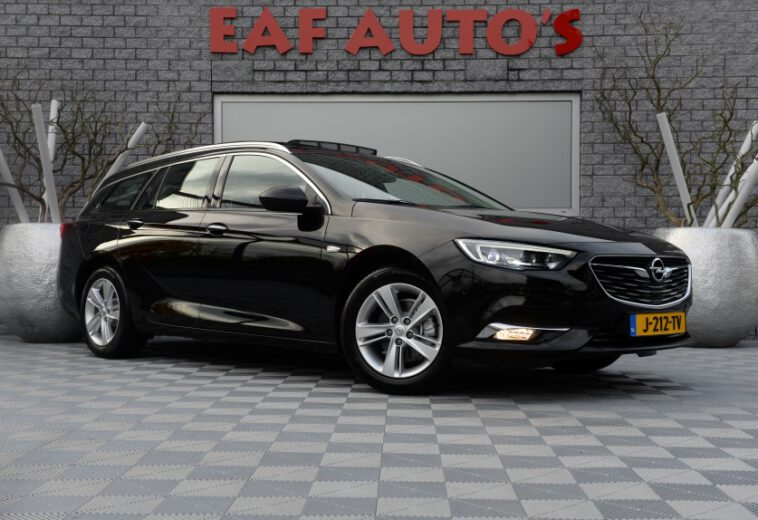 Opel Insignia Sports Tourer 1.5 Turbo