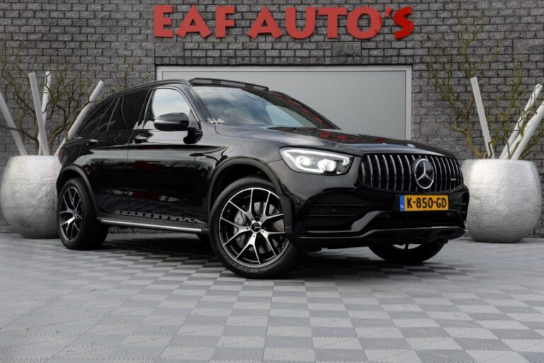 Mercedes-Benz GLC-klasse 43 AMG 4MATIC Premium Plus