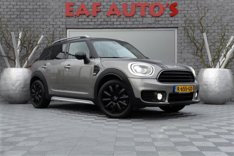 MINI Countryman Automaat