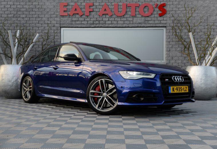 Audi S6 Sedan Exclusive 4.0 TFSI V8 Quattro
