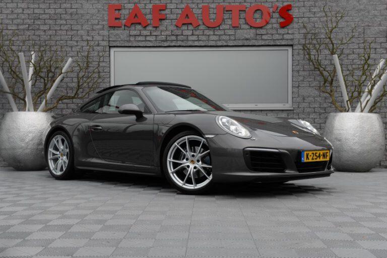 Porsche 911 3.0 Carrera 4 Automaat