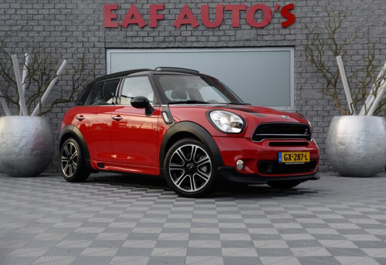 MINI Countryman S Automaat
