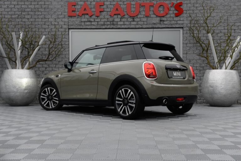 MINI Cooper FACELIFT 1.5 Automaat