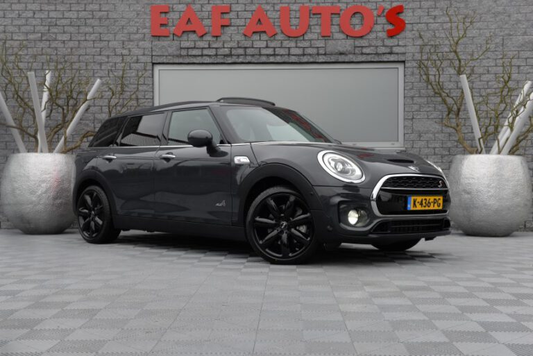 MINI Clubman 2.0 Cooper S ALL4 JCW Pakket