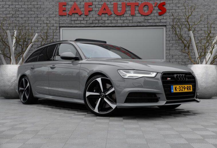Audi S6 Avant Exclusive 4.0 TFSI V8 Quattro