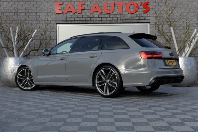 Audi RS6 Performance 4.0 TFSI V8 Quattro