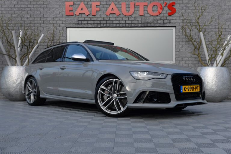 Audi RS6 Performance 4.0 TFSI V8 Quattro