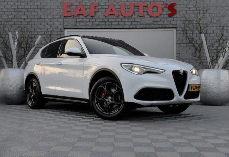 Alfa Romeo Stelvio 2.0 T AWD Veloce Automaat