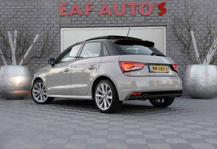 Audi A1 Sportback 1.0 TFSI S Line Automaat