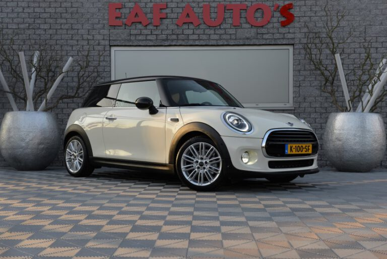 MINI Cooper 1.5 Automaat FACELIFT