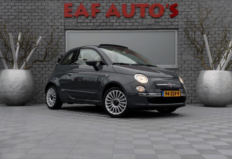 Fiat 500 C 0.9 TwinAir Lounge Automaat