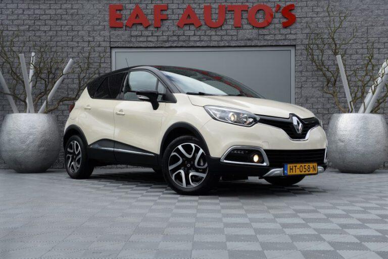Renault Capture 1.2 TCe Xmod Automaat
