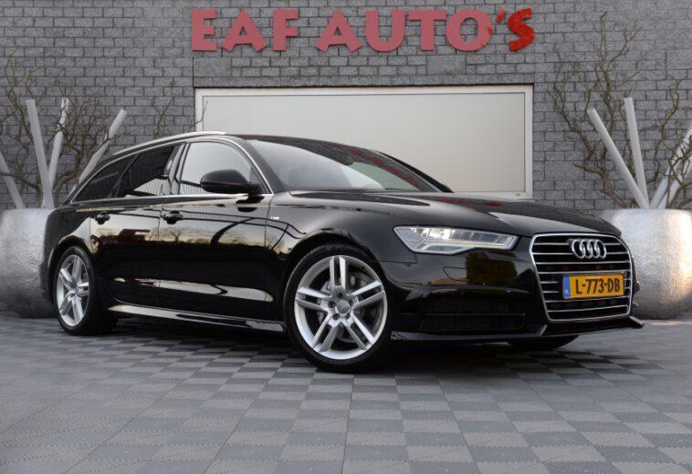 Audi A6 Avant 1.8 TFSI 2 x S line Edition