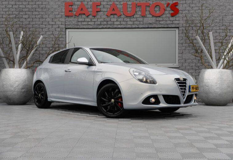 Alfa Romeo Giulietta 1.4 Turbo Automaat