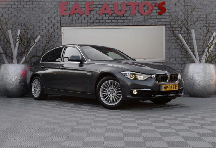 BMW 3-serie 320i Centennial High Executive Automaat