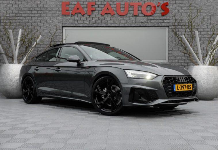 Audi A5 Sportback FACELIFT 40 TFSI S Line Automaat