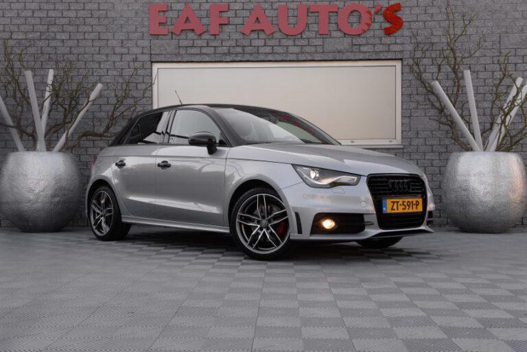 Audi A1 5 Deurs 1.4 TFSI S Line Automaat