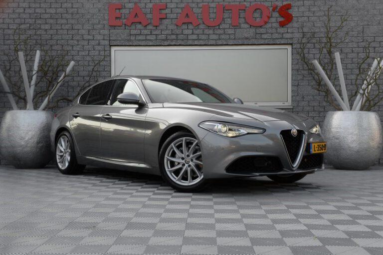 Alfa Romeo Giulia Automaat 2.0 Turbo