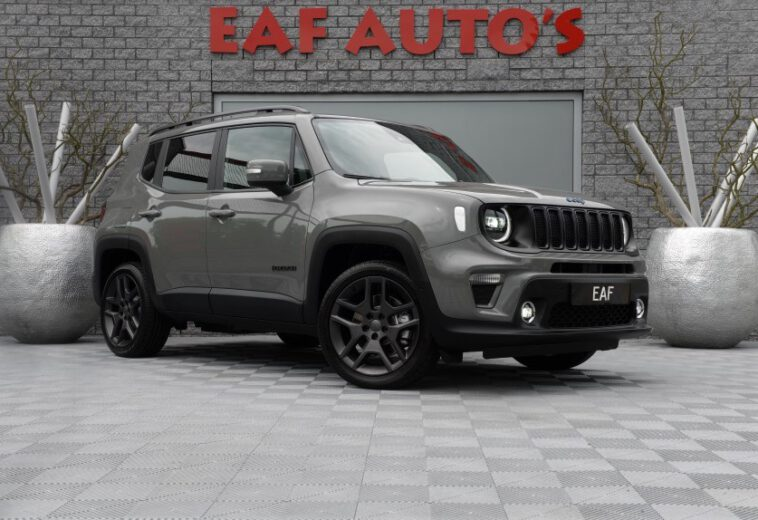JEEP Renegade 4xe 190 Plug-in Hybrid Electric Limited Business