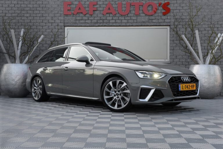 Audi A4 Avant FACELIFT 40 TFSI S Line Automaat