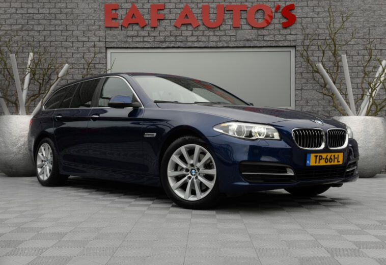 BMW 5-serie Touring 520d High Executive Automaat