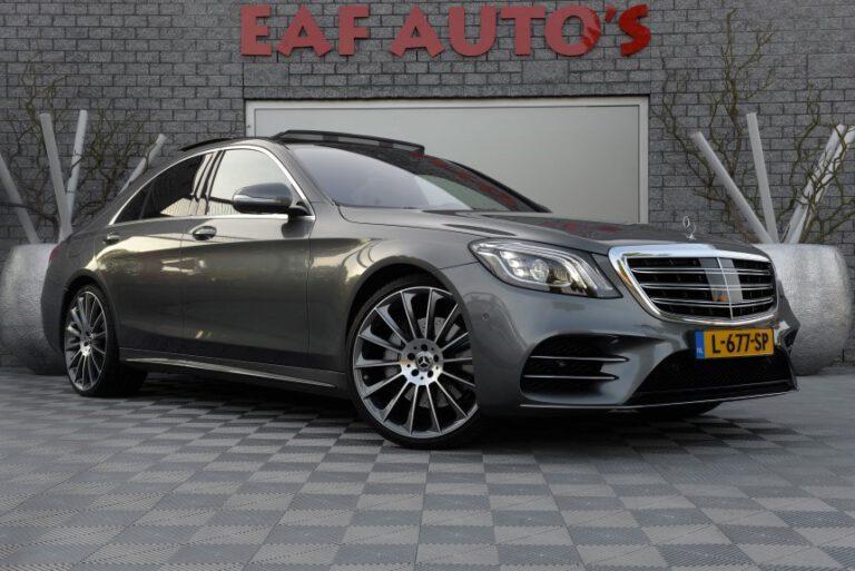 Mercedes-Benz S-klasse 450 4Matic Premium Plus