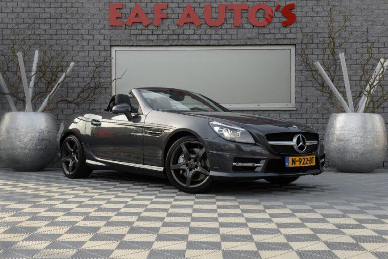 Mercedes-Benz SLK-Klasse 200 AMG Automaat