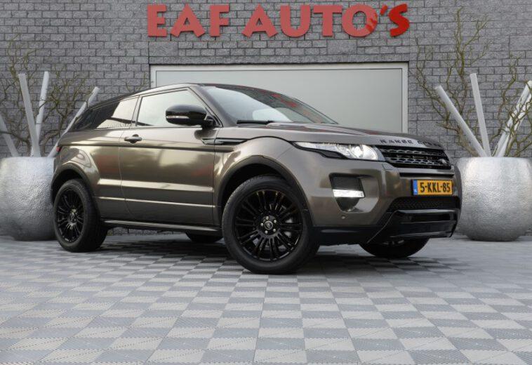Land Rover Range Rover Evoque Coupé 2.0 Si 4WD